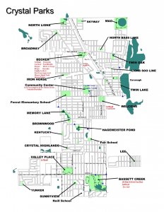Frolics City Map 2015