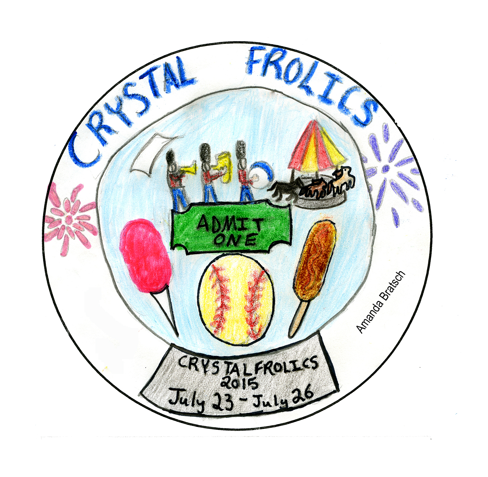 Frolics Button 2015